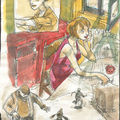 Coupures irlandaises- Mme Rusaouen