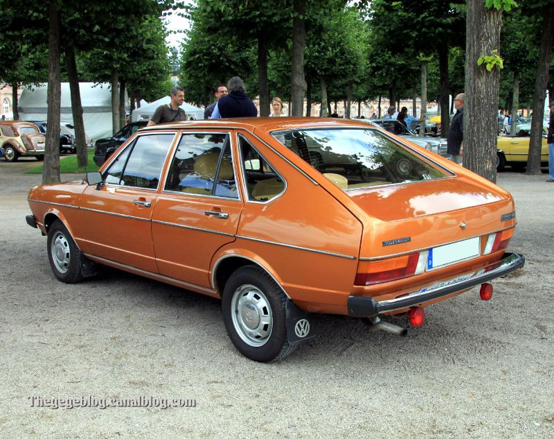 Vw Passat Gls Automatique Type 32 B1 De 1977 1975 1980
