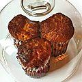Muffins ricotta - citron confit