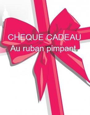 Chèque cadeau (2)