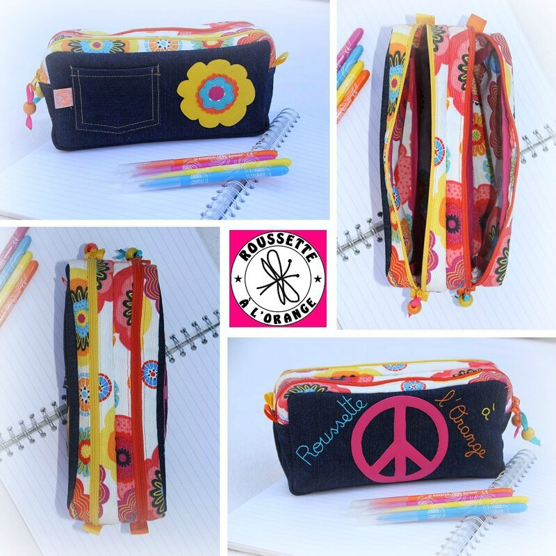A gagner trousse fille x4