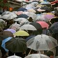 les parapluies de Harajuku