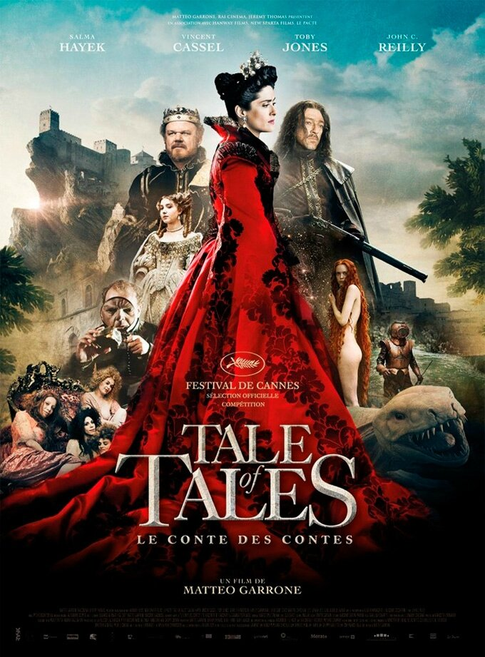 Tales of tales : critique de la monarchie