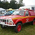 PEUGEOT 504 pick-up Dangel du SDIS Indre 1985 Lipsheim (1)