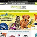 Faites des économies sur l'animalerie en ligne