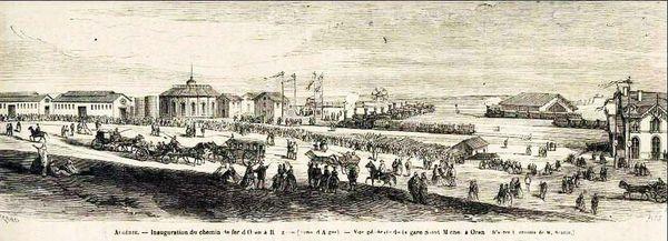 Oran- Ancienne Gare- 06