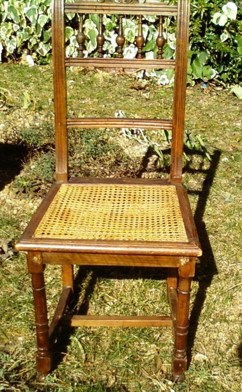 chaise henri ii les tiroirs de s raphine. Black Bedroom Furniture Sets. Home Design Ideas