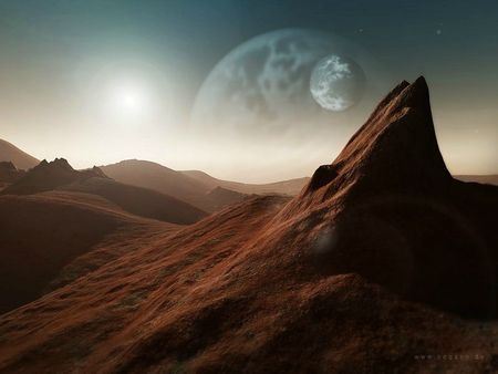 08 - Monde martien