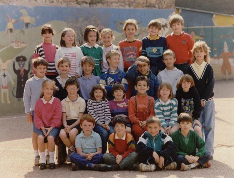 école St-Louis 1989 (1)