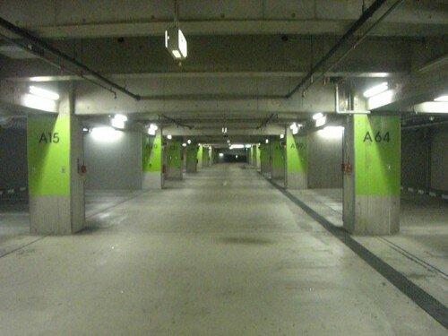 Telecom Center - Underground Parking