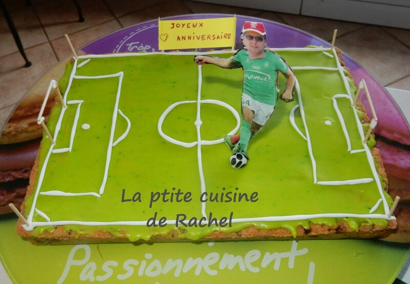 cookie terrain de foot