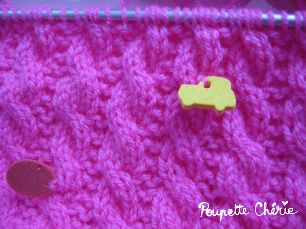 03 tricot rose fluo