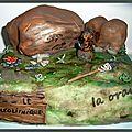 Gâteau paléolithique / paleolithic cake