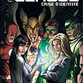 En stock ! justice league : crise d'identité