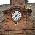 une horloge montalbanaise