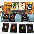 Boutique jeux de société - Pontivy - morbihan - ludis factory - Big book of madness plateau