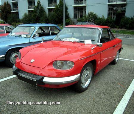 Panhard 24CT coupé de 1965 (14181ex)(1963-1967) (Tako Folies Cernay 2011) 01