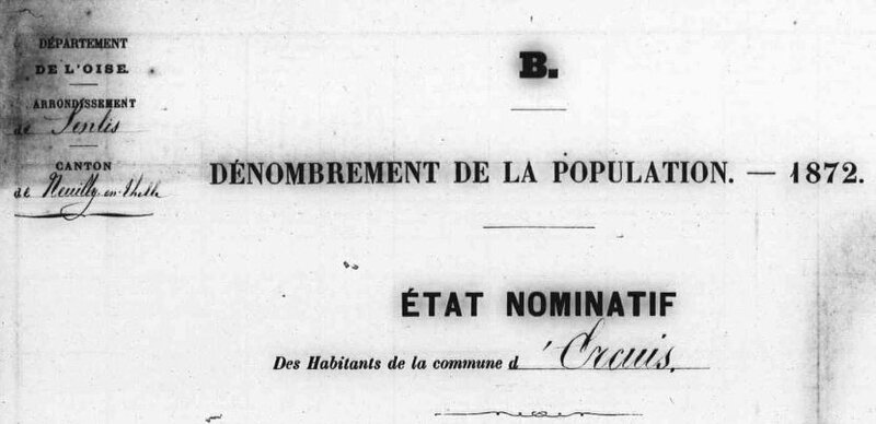 Recensement 1872 Ercuis_1
