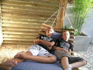 hamac en bois,hamac en douelle,hamac design,meuble design,meuble de jardin,meuble ecologique,www