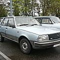 Renault 18 gtl 4x4 break 1984