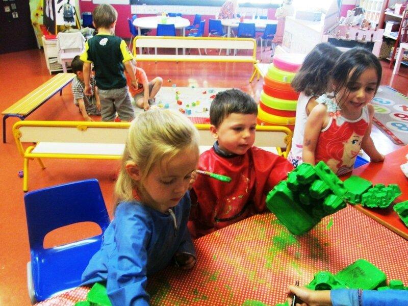 Le petit jardin de printemps la maternelle de vivi for Pinterest bricolage jardin