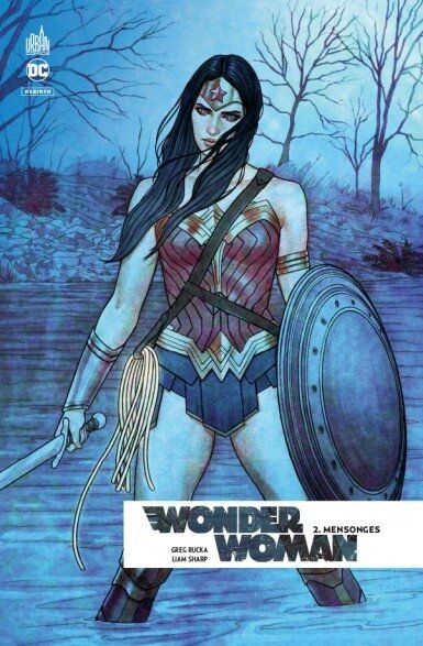 wonder woman rebirth 02 mensonges