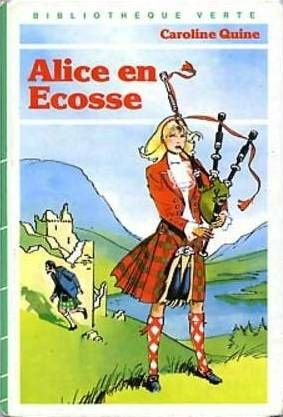 Cornemuse Livre Alice