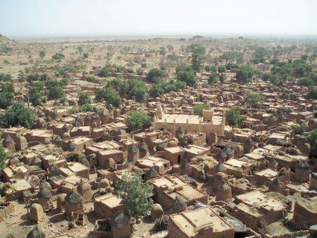 mosquée de SONGHO Mali