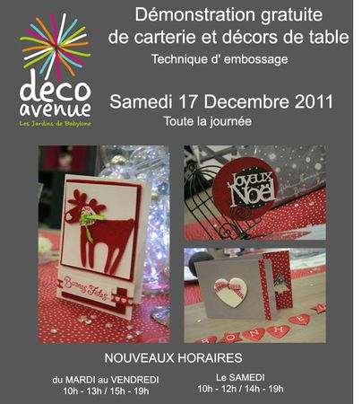 DECOAVENUE NOEL