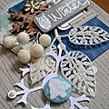Winter - collection vague de froid - isabelle gallien pour lorelai design