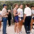 Duathlon Vineuil, Octobre 1996.