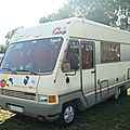 Peugeot j5 fbb tabbert classic 570 camping car