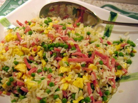 faire riz cantonais