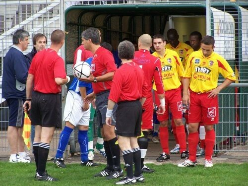 USO - GENETS ANGLET (26 AOUT 2006)