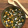 Entrée, plat, dessert dans une seule salade é-ton-nan-te !