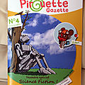 Pirouette gazette science-fiction