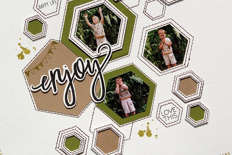 Page hexagones 3