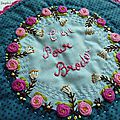 Broderies du début de week end