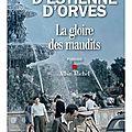 Nicolas d'estienne d'orves, la gloire des maudits, albin michel, 522 pages.