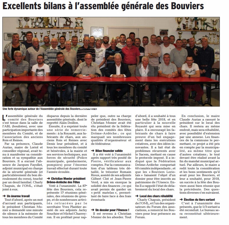 Bouviers AG