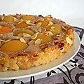 Pâtarte abricots & amandes...parce que c'est pas de la tarte!!!