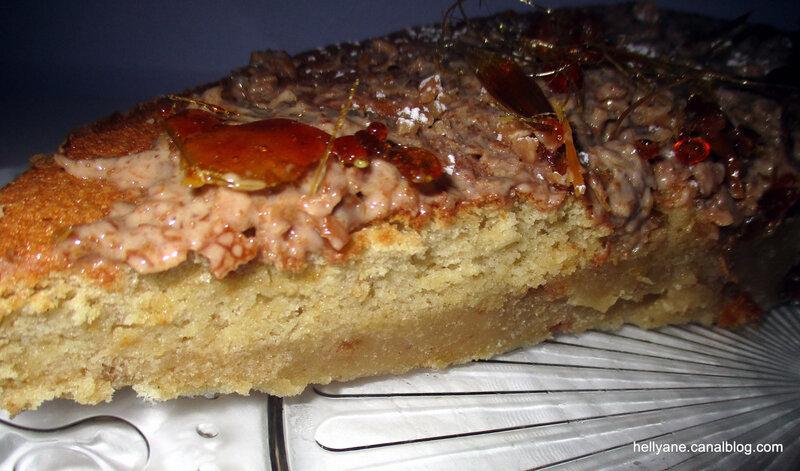 gâteau magique caramel - hellyane passion