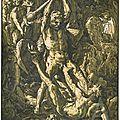 Exhibition of chiaroscuro woodcuts on view at the royal academy of arts in london
