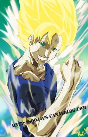 Goku SSJ blog