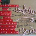 juliasalinger - challenge francophonie - sujet 3 - journaling