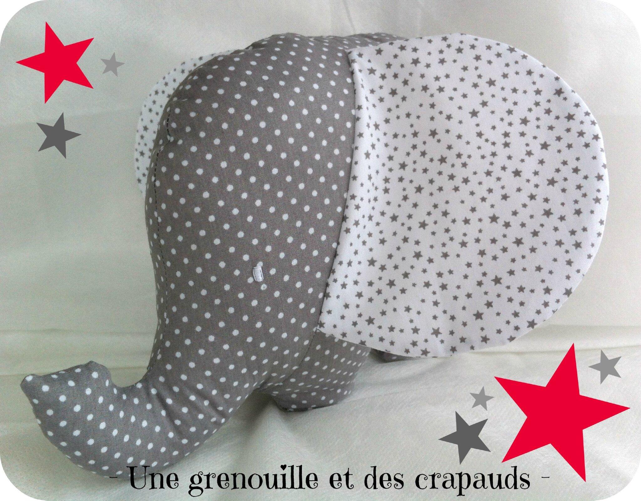 Top Alphonse l'éléphant - Une grenouille et des crapauds MO11