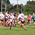 13-14, juniors x Lormont, 21 septembre