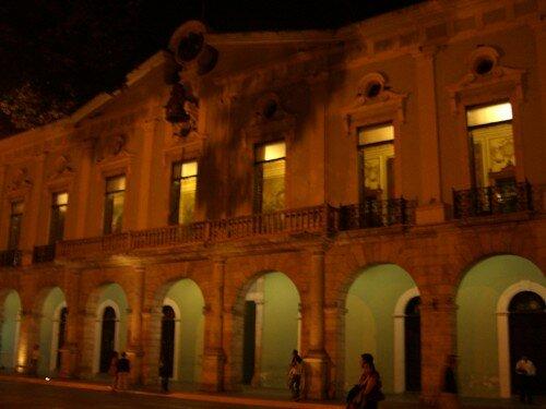Merida - Palacio de Gobierno