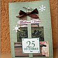 Atelier cartes Noël 1 - Tatalo