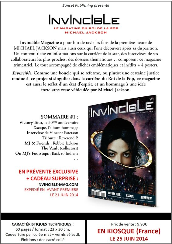 invincible mag